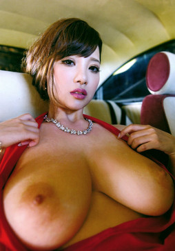 Famous asian babes exposing their big..
